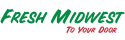 A theme logo of Fresh Midwest