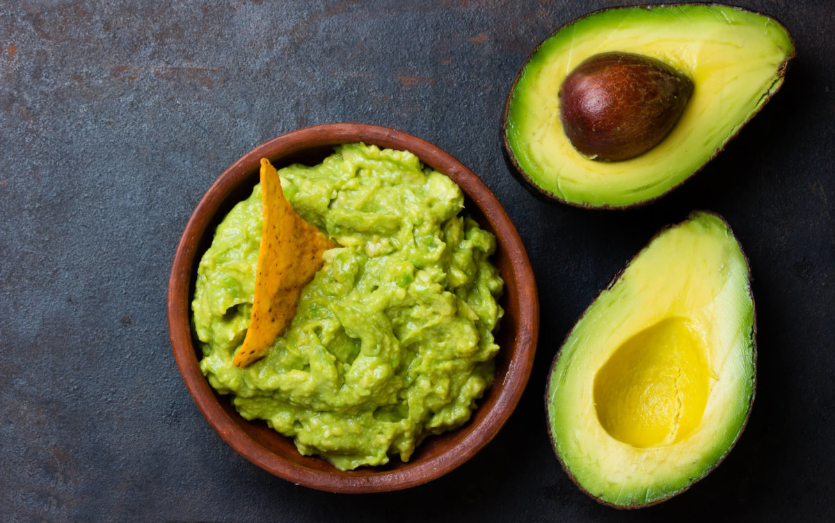 Avocados and Guacamole