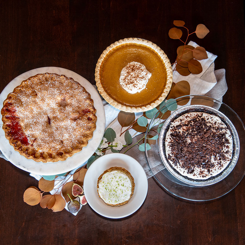 Wildfire Pies
